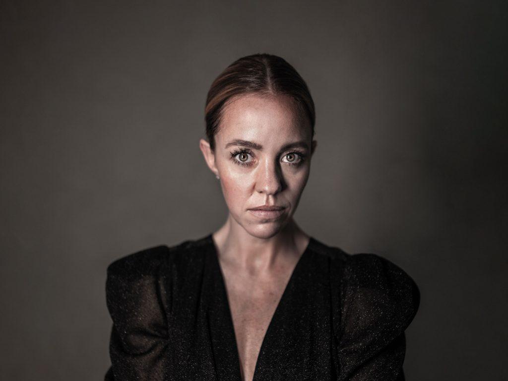 Annie-Operasongerska-Porträtt